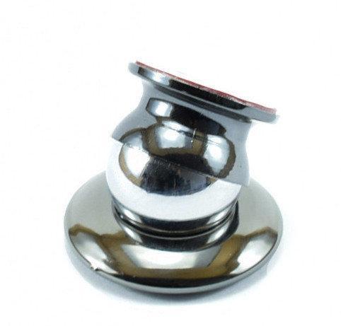Автомобільний магнітний тримач для мобільного телефону Mobile Bracket (срібло, синій)