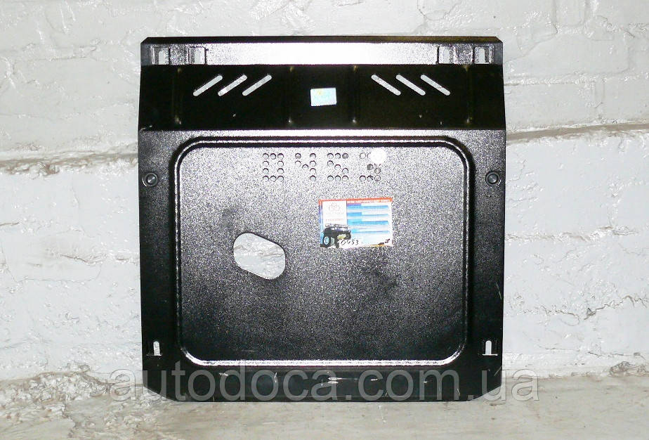 Защита картера двигателя и кпп Chevrolet Tracker 2013-