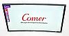 "Телевизор Comer 50"" Smart TV изогнутый + T2 встроенный тюнер E50DM1200. Смарт телевизор Комер Андроид, фото 4"