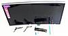 "Телевизор Comer 50"" Smart TV изогнутый + T2 встроенный тюнер E50DM1200. Смарт телевизор Комер Андроид, фото 7"