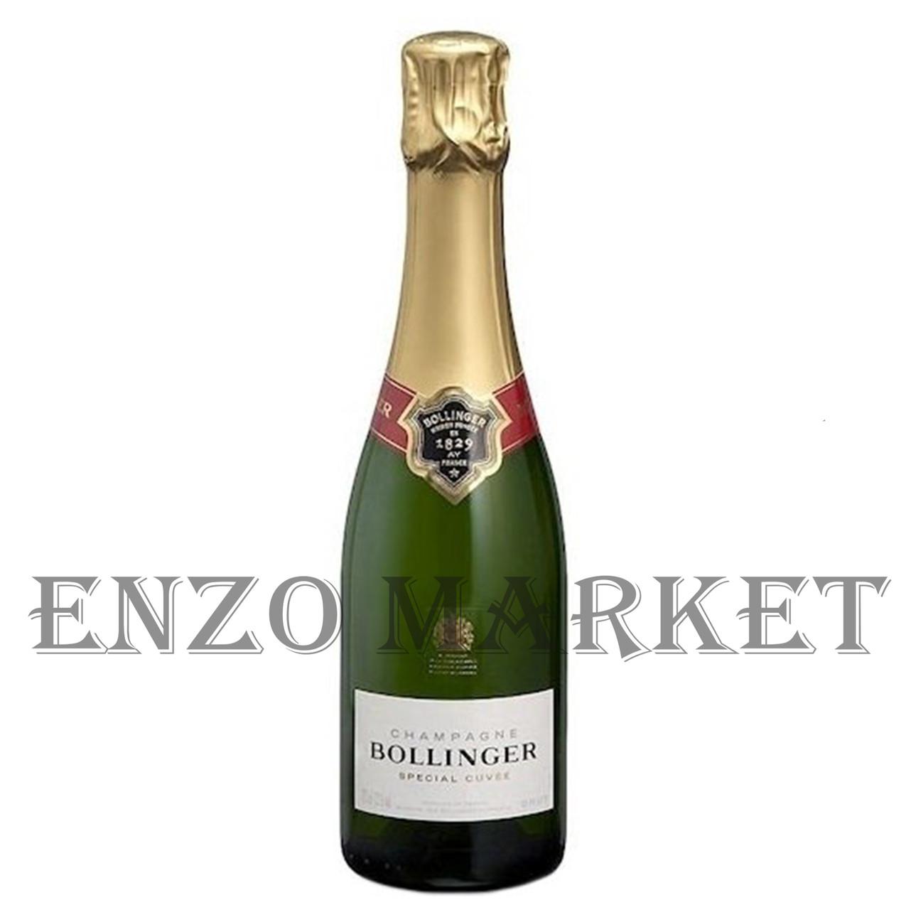 Шампанское Bollinger Brut Special Cuvee (Боллинджер Брют) 12%, 0,75 литра