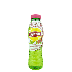 Чай Lipton Зеленый земляника-клюква, 0,5л (1ящ/12шт)