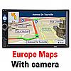 Автомагнітола 7010G 2 Din GPS-навігатор коротка база. Автомобільні mp3 магнітоли. Автомагнітола піонер 2дин, фото 5