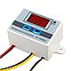 Терморегулятор XH-W3001 термостат цифровой с выносным датчиком 12В 120Вт, фото 2