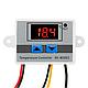 Терморегулятор XH-W3001 термостат цифровой с выносным датчиком 12В 120Вт, фото 5