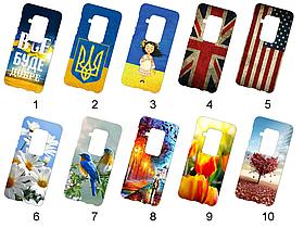 Красивая накладка для Motorola One Zoom (50 дизайнов)