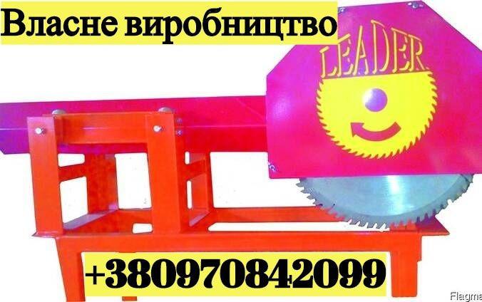 Верстат торцювальний (торцювання по дереву) з пилкою ПР-400-3-1