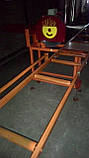 Верстат торцювальний (торцювання по дереву) з пилкою ПР-400-3-1, фото 7