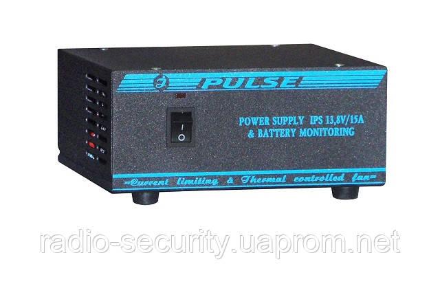 Импульсный блок питания IPS 13.8V / 15A