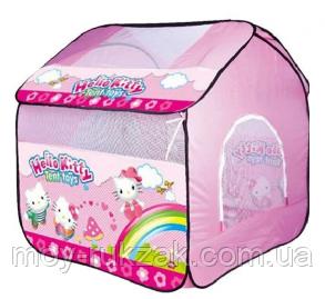 """Детская игровая палатка - домик """"Hello Kitty"""" A999-208"""