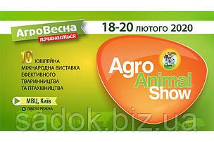 АГРО ВЕСНА-2020.  Фрукты , овощи и логистика