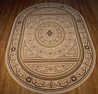 Акриловый ковер Sultan 0285 IVORY-IVORY