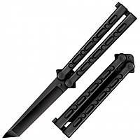Нож Cold Steel FGX Balisong Tanto (92EAB), фото 1