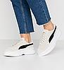 Оригинальные женские кроссовки Puma DEVA Suede (372423-01)