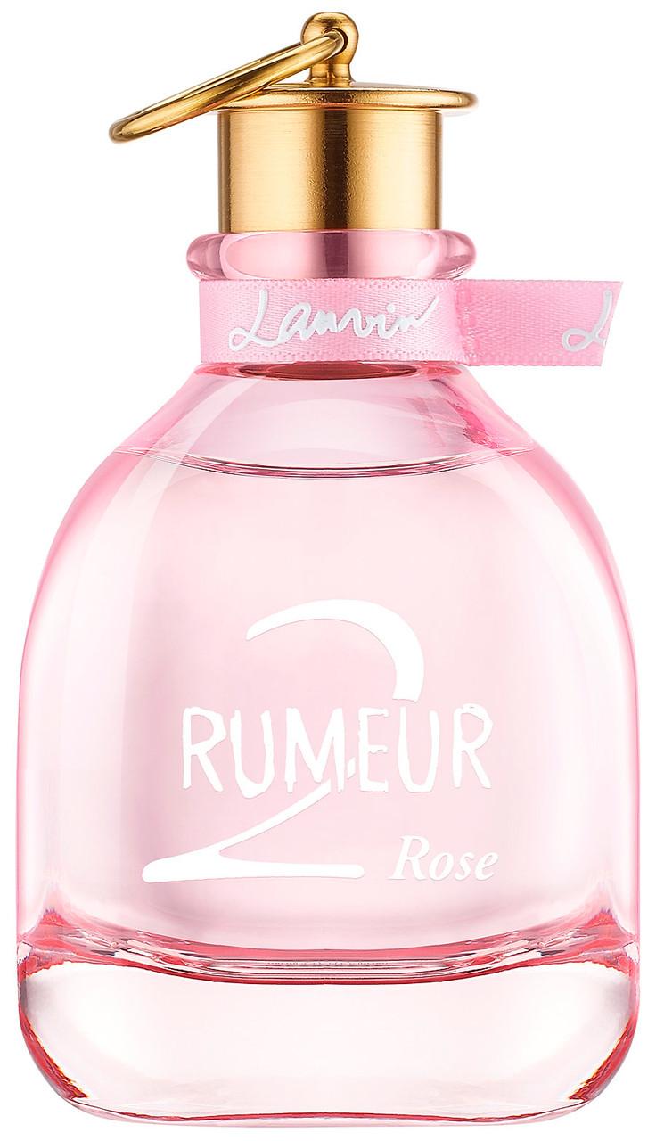 Женская парфюмированная вода Rumeur 2 Rose Lanvin (яркий, бодрящий, утонченный аромат)   Реплика