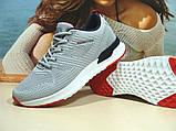 Мужские кроссовки BaaS Running - 2 светло-серые 42 р., фото 7