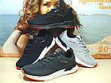 Мужские кроссовки BaaS Running - 2 светло-серые 42 р., фото 10