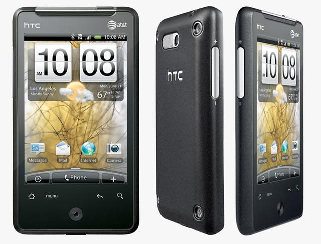 HTC Aria A6380