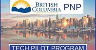 Пилотная программа BC PNP Tech Pilot (Провинция Британская Колумбия)