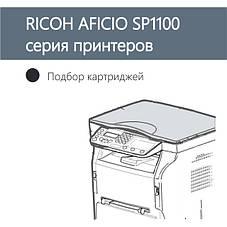 Ricoh Aficio SP 1100