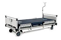 Інтерактивне електричне ліжко пацієнта для інтенсивної терапії, 4 двигуни STARK BED