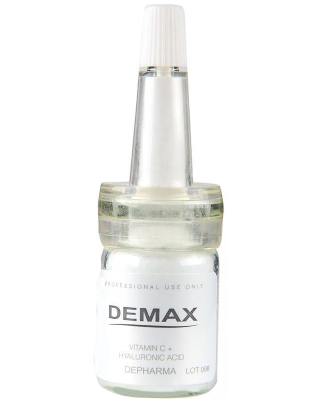 Вітамін С + гіалуронова кислота 1х5г. Demax