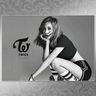 Плакат K-Pop Twice 002