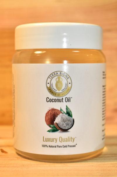 Кокосове масло преміум холодного віджиму 250мл