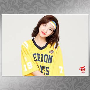 Плакат K-Pop Twice 003