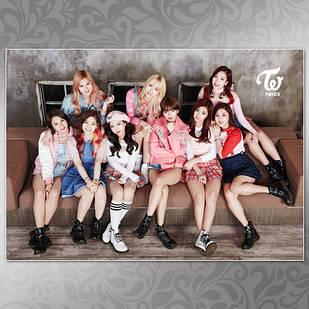 Плакат K-Pop Twice 006