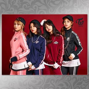 Плакат K-Pop Twice 007