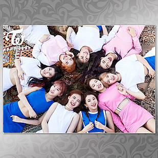Плакат K-Pop Twice 008