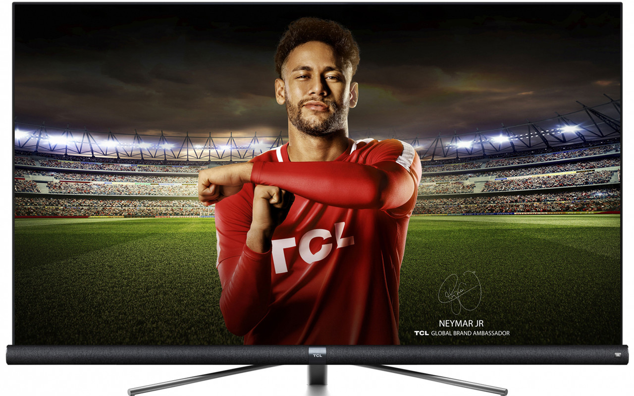 Телевизор TCL 55DС760/762 (PPI 1700 / JBL Sound / 4K / Wi-Fi / Dolby Digital Plus / Android / DVB-C/T/S/T2/S2)