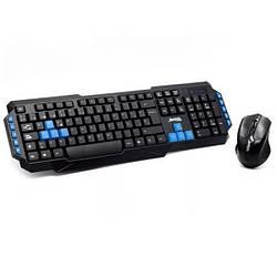 Клавіатура Бездротова JEDEL WS880 + мишка