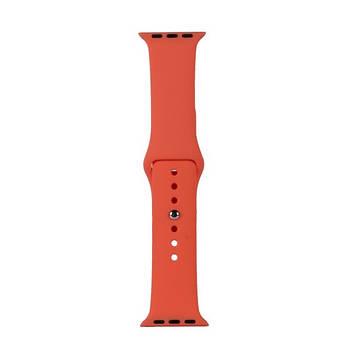 Ремешок Silicone Apple Watch 38mm Цвет 13