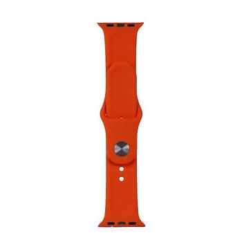 Ремешок Silicone Apple Watch 38mm Цвет 17