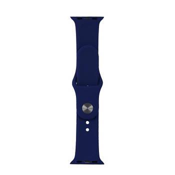 Ремінець Silicone Apple Watch 38mm Колір 19
