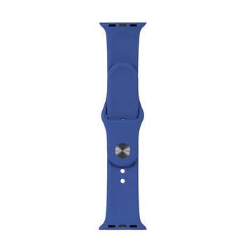Ремінець Silicone Apple Watch 38mm Колір 22