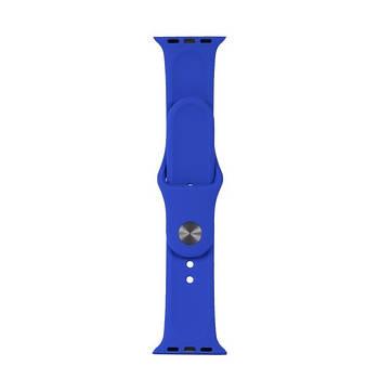 Ремінець Silicone Apple Watch 38mm Колір 24