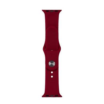 Ремінець Silicone Apple Watch 38mm Колір 30