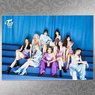 Плакат K-Pop Twice 011