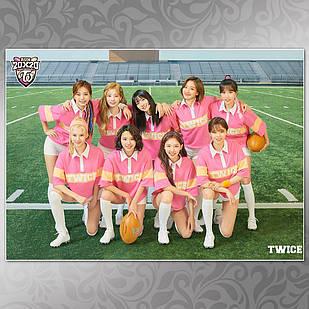 Плакат K-Pop Twice 012