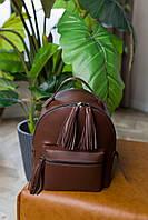 Городской рюкзак коричневого цвета UDLER, фото 1