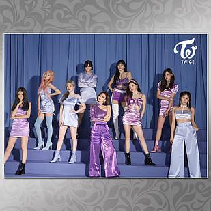 Плакат K-Pop Twice 014