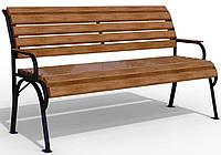 "Парковая скамейка  ""Соната""(830/690/1500), фото 1"