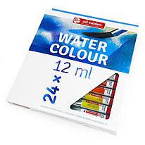 Набор акварельных красок ArtCreation 24 цвета в тубах по 12 мл Royal Talens, 9022024