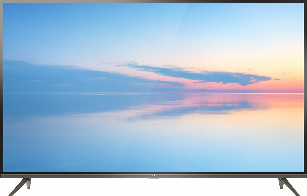 ТелевизорTCL 55EP660 (4K / SmartTV / PPI 1200 / Wi-Fi / Dolby Digital Plus / Android / DVB-C/T/S/T2/S2)