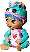 Интерактивная кукла-пупс Тини Тойс Tiny Toes Unicorn Laughin Luna Оригинал