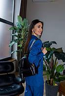 Городской рюкзак черного цвета UDLER