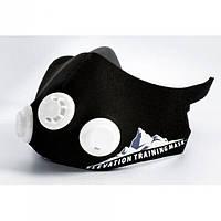 Маска для бега тренировок тренировочная дыхания спорта Elevation Training Mask L